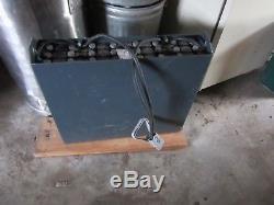 Electric Forklift Battery 24 Volt, 150Ah Bungheinrich NEW