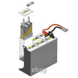 Electric Forklift Battery with cover, 18-85-31-wc, 36 Volt, 1275 Ah (at 6 hr.)