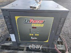 EnForcer Ferro EnerSys EF3-18-1050 36v Digital Forklife Charger 208/240/480v 3ph