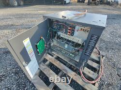 EnForcer Ferro EnerSys EF3-18-1050 36v Digital Forklift Charger 208/240/480v 3ph