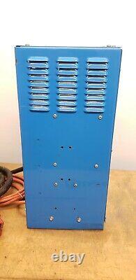 EnForcer SCR Exide Single Shift Forklift battery Charger 24 Volt SSC-12-550Z