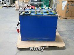 EnerSys E125D-15 24 Volt Industrial Forklift Battery 875 AH 70% cap T158314