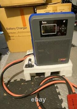 EnerSys EI3-HL-4Y Electronic Forklift Charger 24/36/48V 12/18/24 Cell 1000AH VGC