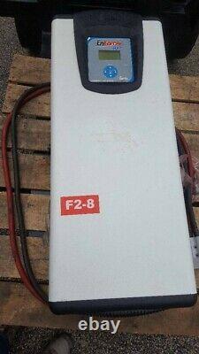 EnerSys EnForcer HF Forklift Battery ChargerDC Volts 24/36/48 # Cells 12/18/24