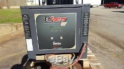EnerSys EnForcer HF Forklift CHARGER EH3-18-1200 3-Phase 1200 AH