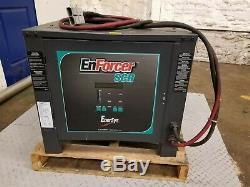 EnerSys EnForcer SCR ES3-18-1200B 1200A 36V 3PH Forklift Charger