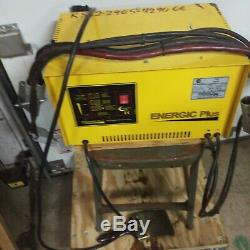 Energic Plus 24V / 30A 120V single phase Forklift Battery charger