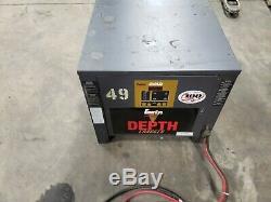 Enersys Depth Charger Gold D3G-12-850 24 Volts 850 AH 208/240/480V 3 Phase