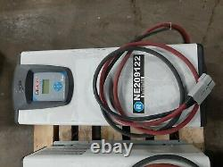 Enersys EQ3-10 EnForcer Multi volt 24/36/48 High Frequency Wall Battery Charger