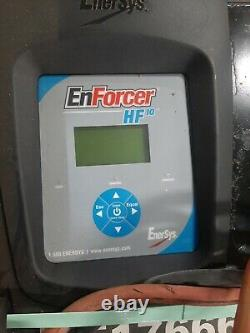 Enersys EQ3-4-1 EnForcer Multi volt 24/36/48 High Frequency Wall Battery Charger