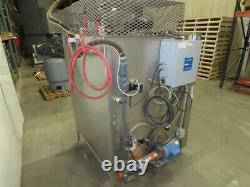 Enersys E-ABM-PD-RS-SD-LH Forklift Battery Washer Cabinet 1/2Hp 115-220V 1Ph