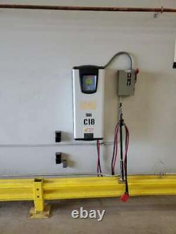 Enersys EnForcer HFiq Battery Charger TC3 EQ 10KW 24v 36v 48v Forklift