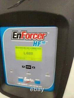 Enersys EnForcer HFiq Battery Charger TC3 EQ 15KW 24v 36v 48v Forklift Free ship