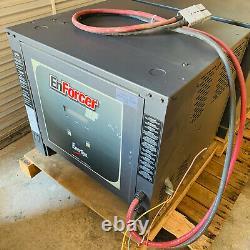 Enersys Enforcer HF EH3-12-1200 Battery Charger 480V/8A/3Ph/60hz/1200amp LI53434