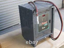 Enersys Enforcer SCR ES1-18-600B 208/220/480V Forklift Battery Charger