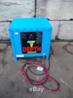 Enersys Exide Depth Charge 36v 36 Volt Forklift Battery Charger #1 Gnb Hobart