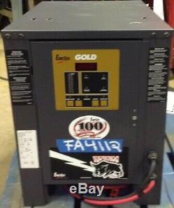 Enersys Gold Battery Charger 24 Volt / 380 AHR (Power Pallet Jack)