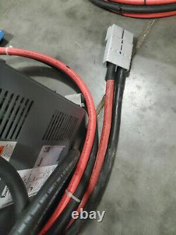 Enersys Impaq Forklift Battery Charger Ei3-in-4y 2 Modules 24v/36v/48v
