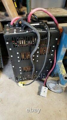 Enersys Inc. Model # 21500L 24 Volt Forklift Battery Charger