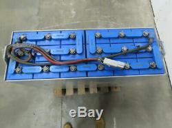 Enersys Type E125-11 36V Order Picker Forklift Battery 18 Cells 13.5 x 38 x 29