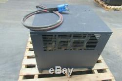 Enforcer SCR ES3-24-1200 48V 1200aH Forklift Battery Charger 24 Cell 480V Input