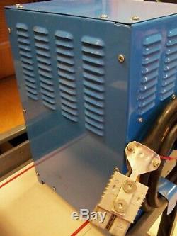 Enforcer SCR Plug-in 12 Cell 24 Volt Forklift Battery Charger SSC-12-550Z