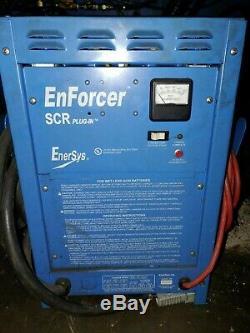 Enforcer SCR Plug-in 36 Volt Forklift Battery Charger SSC-18-500Z