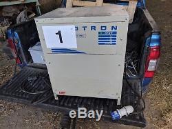Eurotron Forklift Battery Charger 48v 70 Amp