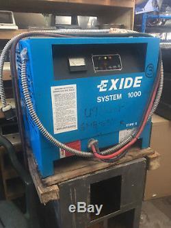 Exide 1000 Forklift Battery Charger