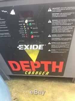 Exide D3E2-18-1050 36V Forklift Battery Charger