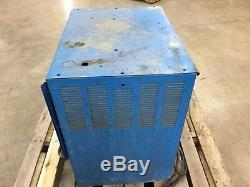 Exide D3E2-18-1050 Industrial Forklift Charger 208/240/480 AC, Amps 36/32/16 HZ