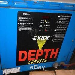 Exide D3E-24-1050 Depth Charger