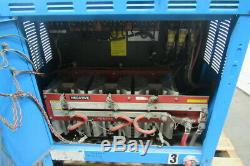 Exide D3E-24-1400Y 48V 1400aH Forklift Battery Charger 24 Cell 480V Input
