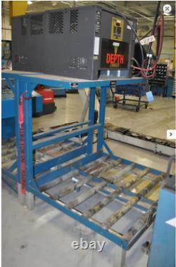 Exide D3G-24-850 Depth Charger 48V Industrial Battery Charger 208/230/480 & Stan