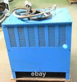 Exide D3e-18-1600 Forklift Battery Depth Charger. 36v, 3ph, 1600 Hour, 18 Cell