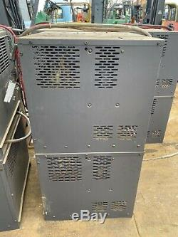 Exide Depth 36 Volt Industrial Forklift Battery Charger D3E2-18-850