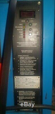 Exide Depth 36v Forklift Charger D3-18-1050B 03