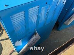 Exide Depth D3E-12-550 Forklift Battery Charger, 24V, 88A, 3Ph, great shape used