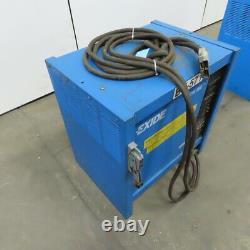 Exide ES3-18-1050 36V 18 Cell Forklift AH Battery Charger Equalize 208-240/480V