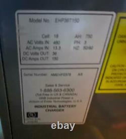 Exide GNB EHP36T150 High Frequency 36V Battery Charger EHF-HP 750 Amp Hour Rate