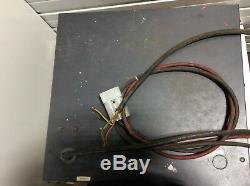 Exide Gold 680ah D3g-12-680 24v DC Forklift Battery Charger 208v 240v 480v 3phas