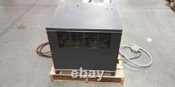 Exide Gold Workhog Forklift Battery Charger Model WG3-24-680B