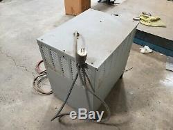Exide Load Hog Charger LH3-18-1000 36 Volts 1000 AH 208/240/480V 3 Phase