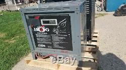 Exide Load Hog Forklift Electric Pallet Jack Charger Lh3-18-1000