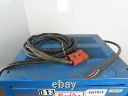 Exide NPC 12-3-850L 240/480V Input 12 Cell 24VDC Forklift Battery Charger