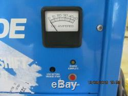 Exide Single Shift 12 Cell 24 Volt Industrial Battery Charger SSC-12-550Z