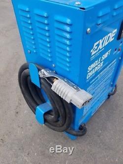 Exide Single Shift Charger 12 CELL/24 VOLT SSC-12-550z Forklift Charger
