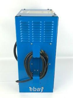 Exide Single Shift Forklift Battery Charger 12 Cell 24 Volt SSC-12-550Z