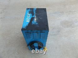 Exide Single Shift Forklift Charger 12 Cell 24 Volt SSC-12-550Z