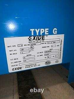 Exide System 1000